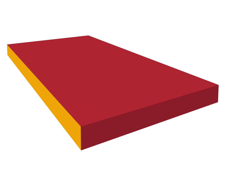LIMIKIDS Gym mat, 120x60x10cm