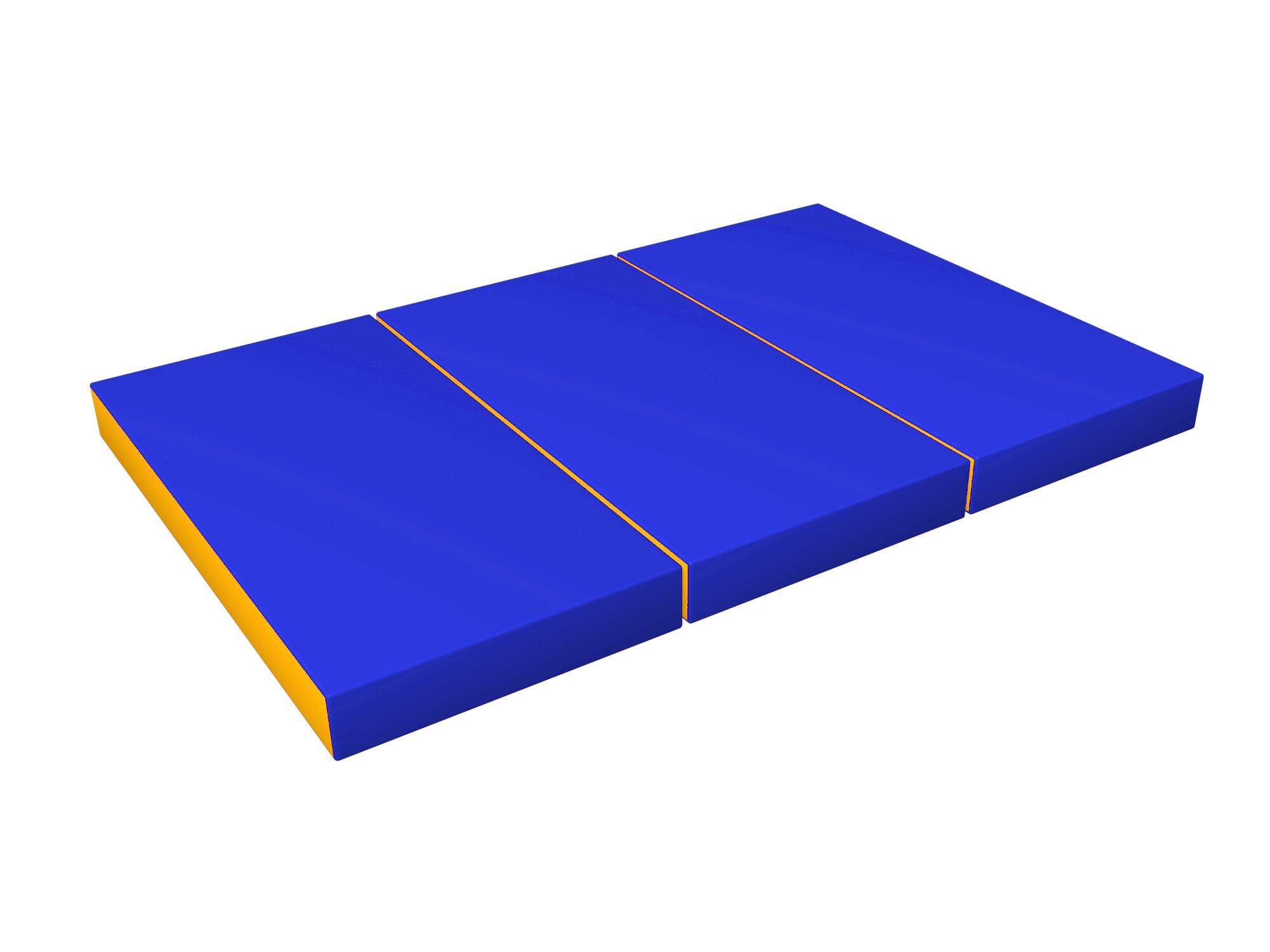 LIMIKIDS Gym mat, 120x100x10cm